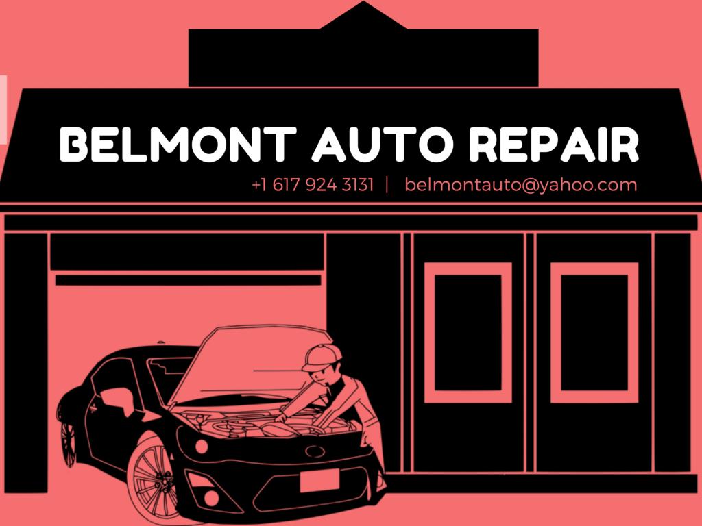 Auto Mechanic shop in Belmont ma
