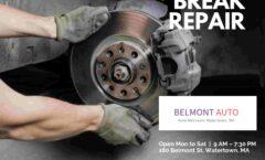 break repair and fix in watertown, ma